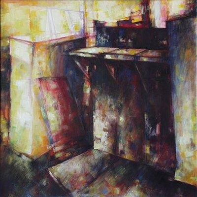 Nataša Milovančev, Space Poetics